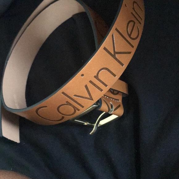 Calvin Klein Accessories - Belt
